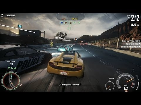 Need For Speed Rivals - Accolades Gameplay Trailer