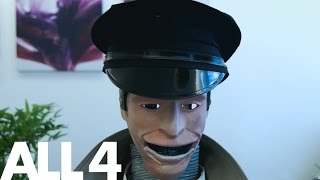 Bad Robots | Episode 3: Reception BOT | Comedy Blaps