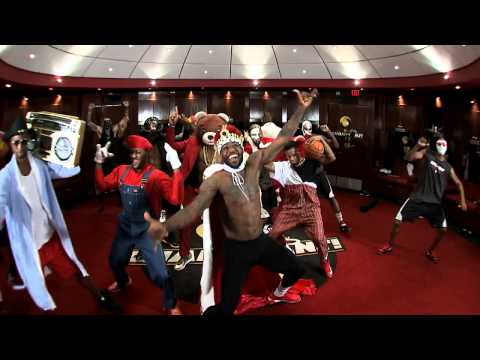 Miami Heat Harlem Shake - Chris Bosh Edition