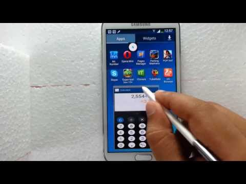 Review:Android 4.3 UnOfficial version on Galaxy Note 2 N7100
