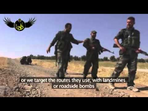 Iranian IRGC Terrorist Caught on Film Helping Assad Kill Syrian Sunni Muslims: BBC Documentary