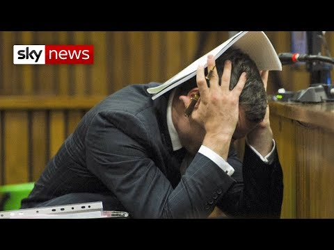 Pistorius Sick In Court As Photo Of Reeva's Body Shown: Trial Day Nine