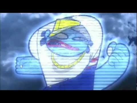 Gorillaz- Re-Hash (Music Video)