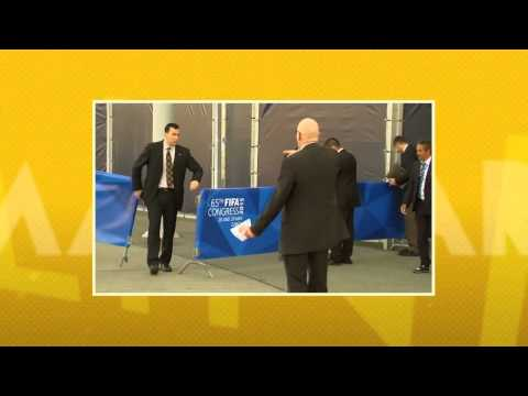 Imaginary Lines - The FIFA Scandal and Latin American Soccer