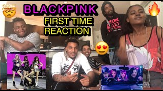 FIRST TIME EVER KPOP REACTION! BLINKS! Welcome our new Blinks!!