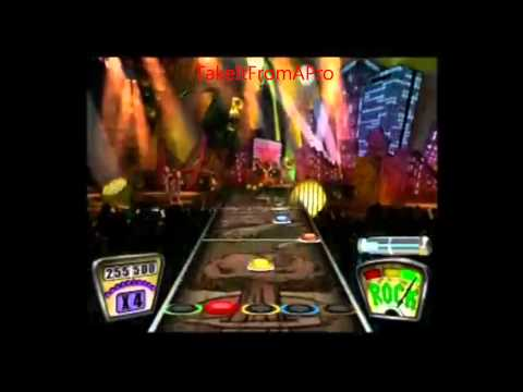TakeItFromAPro guitar hero 2- six ( all that remains) - expert 100%