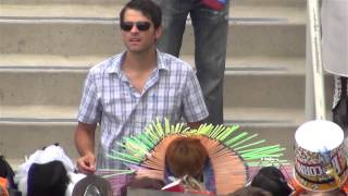 Misha Collins at the SDCC 2013 GISHWHES meetup