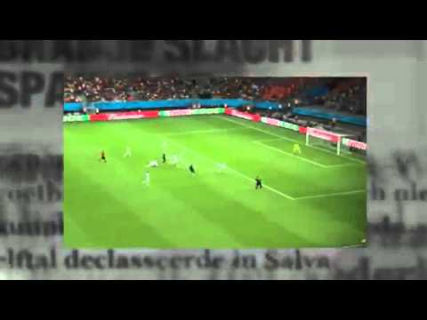 Spanje   Nederland   1   5 WK 2014 nederland spanje