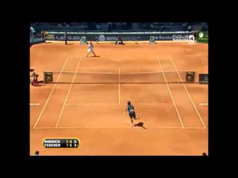 Andy Roddick: The Forehand