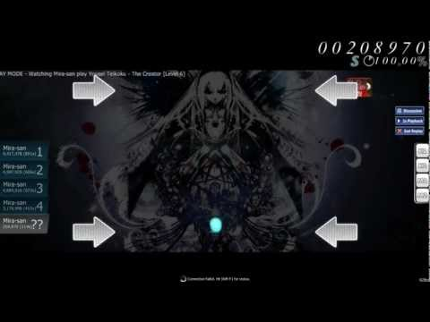 osu! - Yousei Teikoku - The Creator [Level 6] S (HD HR) [Mira-san/kent101299]