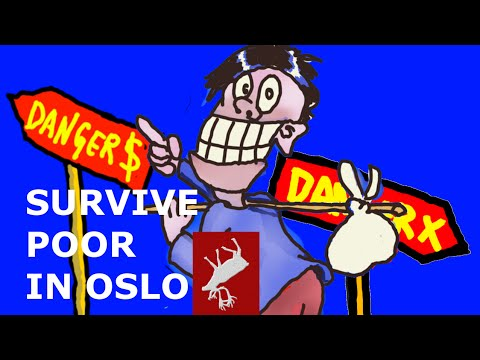 Surviving Oslo on a Budget / An Alternative Travel Guide |NORWAY