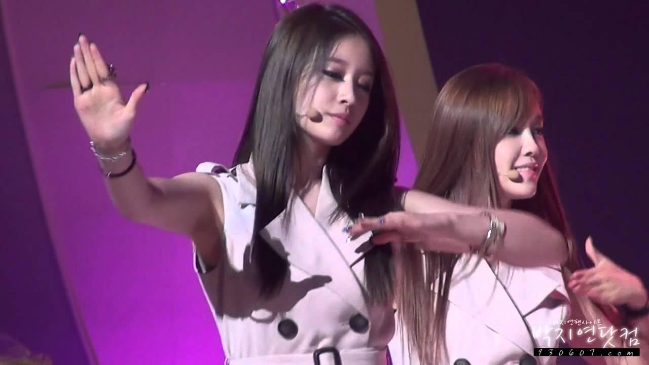 HDFancam]120717 T-ARA Jiyeon Roly Poly - YouTube