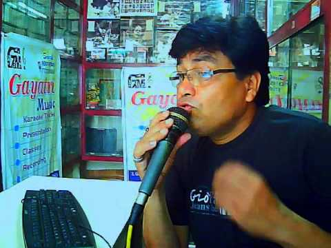Tera Chehra jab nazar aye =Sachin Voice Live- 25-3-14.
