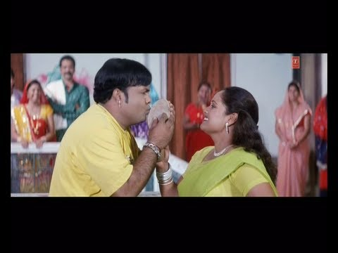 Aaj Baaje Gahgah Bajana (full Bhojpuri Video Song) Bhaiya Ke Saali Odhaniya Wali video