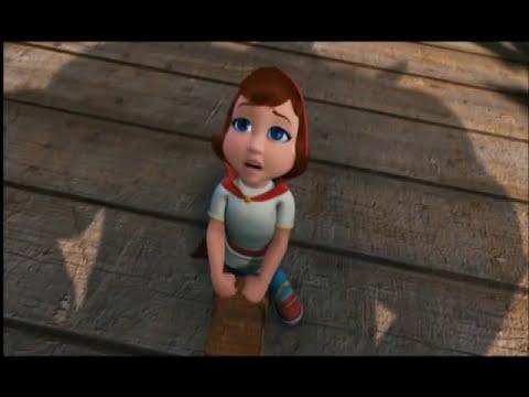 Trailer Oficial Las nuevas aventuras de caperucita roja