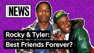 Download Lagu The History Of A$AP Rocky & Tyler, The Creator's Friendship | Genius News Gratis STAFABAND
