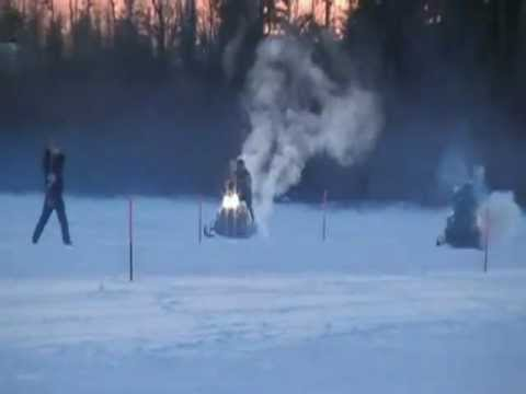 MXZ 1200 Turbo (RevXp) VS Custom Made Ski Doo
