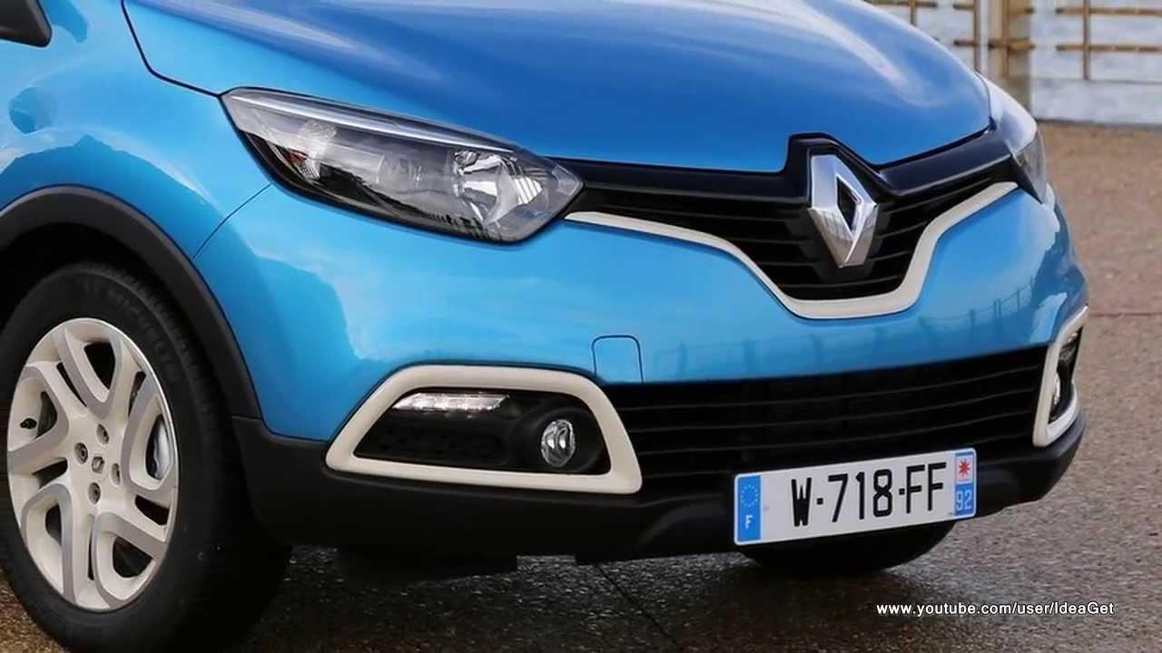 Renault Captur 2014 Interior 2014 Renault Captur Interiors