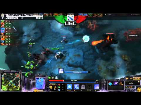 Envy.US vs. High Self-Esteem UGC Western Invite Game 2 - Casted by Brushfire