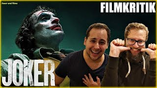 JOKER - REVIEW / KRITIK German / Deutsch