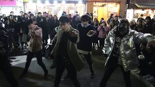 JHKTV] 홍대댄스 디오비hong dae  k-pop dance dob clap 박수