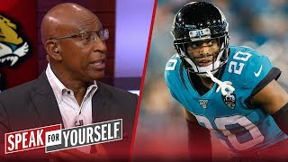 Eric Dickerson understands Jalen Ramsey's frustration with the Jaguars | NFL | SPEAK FOR YOURSELF