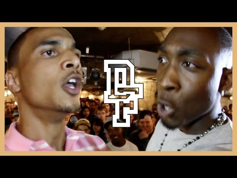 �DON'T FLOP - �Rap Battle - Dialect Vs Impact