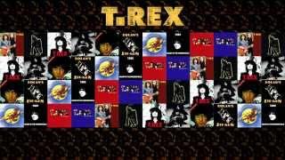 T. Rex - Children Of The Revolution, Lady & 20th Century Boy [Lyrics] [1080p]