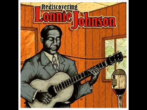 Lonnie Johnson - Blue ghost blues