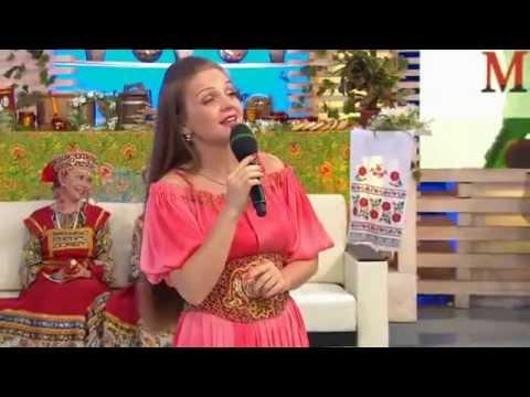 """Марина Девятова в программе """"Доброго здоровьица"""""""