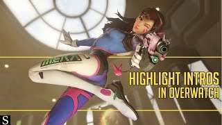 Overwatch - All Highlight Intros