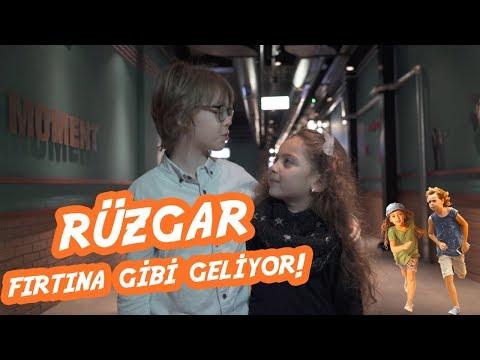 RÜZGAR FIRTINA GİBİ GELİYOR!