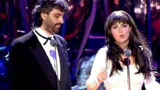 Sarah Brightman Andrea Bocelli 1997 Por Ti Volare