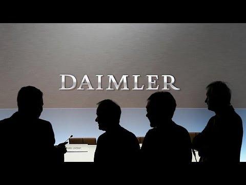 Daimler souffre des perspectives sur l'Asie moins optimistes que prévu - economy
