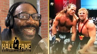 Booker T on Who He Would Have Loved to Wrestle