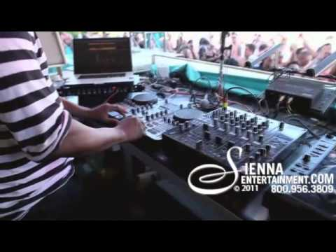 Wet Republic Pool Party 2011 Las Vegas Pool Parties VIP Entry and Cabanas Music Videos