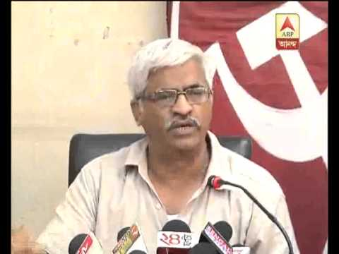 Sujan Chakravorty on terrorism during KMC Poll