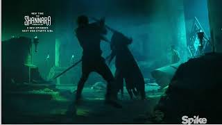 The Shannara Chronicles Spike 2x05 Paranor and 2x06 Crimson