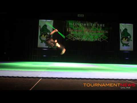 Dallas Liu Overall Weapons at Gator Nationals 2013