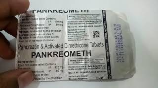 Bionova / Pankreometh Tablet - Uses, Side-effects, Reviews, and Precautions in hindi