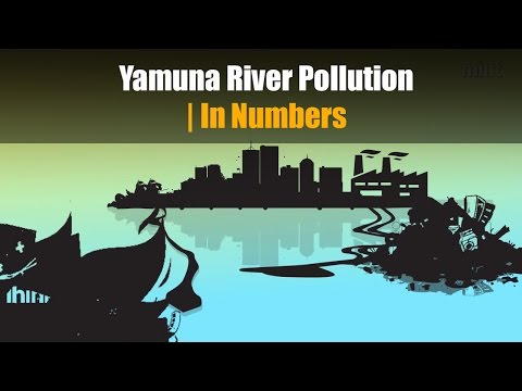 Yamuna river pollution | In numbers