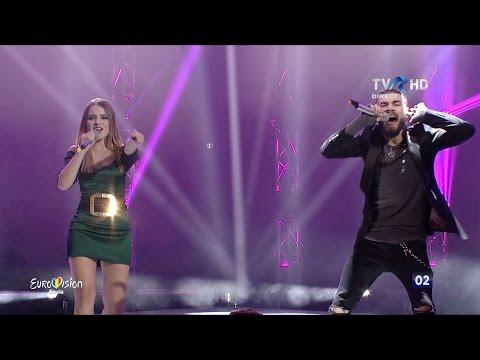 Ilinca feat. Alex Florea - Yodel It! | Finala Eurovision România 2017