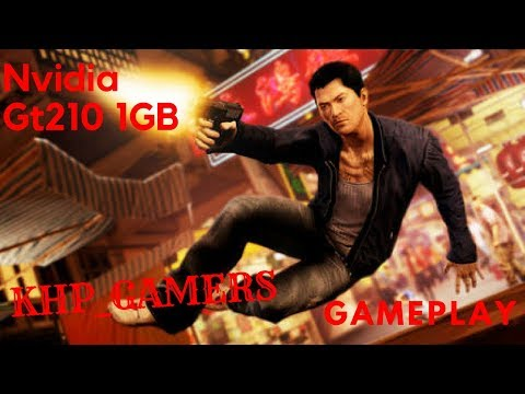 Sleeping Dogs on Nvidia Geforce 210 1GB
