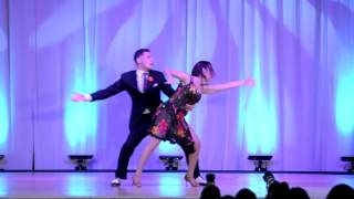 Nery Garcia & Giana Montoya at Orlando Salsa Congress 2013