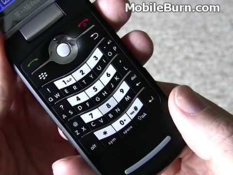 RIM BlackBerry Pearl Flip 8220 review