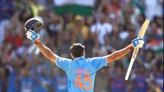 1st ODI: Rohit Sharma 124 sets base for India's 309 (15-1-16)
