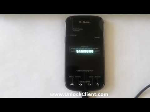 Samsung T769 Galaxy S Blaze 4G instant unlock