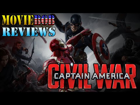 MovieBob Reviews: CAPTAIN AMERICA: CIVIL WAR