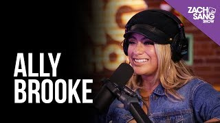 Ally Brooke Talks Look At Us Now, Fifth Harmony and A$AP Ferg