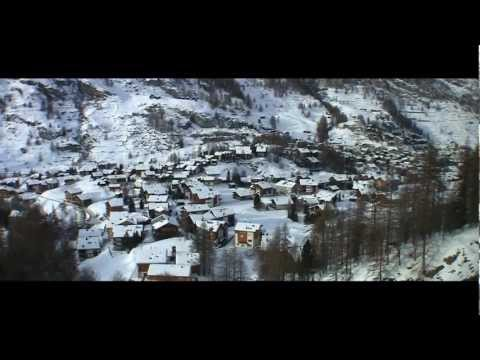 Switzerland in winter  - Zermatt to St. Moritz
